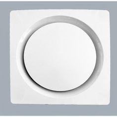 Aero Pure Super Quiet 80 CFM Bathroom Ventilation Fan | Wayfair