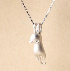 Kat Hanger 925 zilver