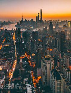 Shanghai Skyline, Shanghai City, Monte Carlo, Vancouver, City Sky, City Wallpaper, City Scene, Visit Japan, Tokyo