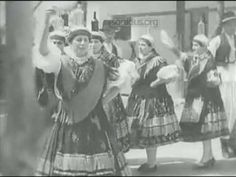 685 Hungary: Folk Dance 1936 Bátai táncok: üveges, ugrós, karikázó Archive Video, Folk Dance, Irish Celtic, Shawnee, Kinds Of Music, Great Movies, Hungary, Musicals, Old Things