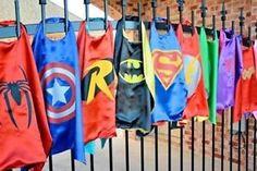 Superhero Capes Cloaks Childrens Boys Girls Batman Spiderman Hulk Transformers | eBay