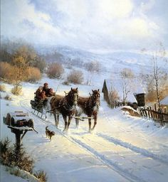 Hivers,winters,neige,paysage
