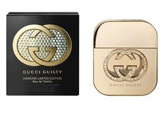 Gucci - Guilty Diamond  (edt) for women, represented in new limited edition for holiday season 2014
