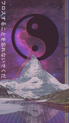 Aesthetic Vaporwave Wallpaper Desktop Background ~ Monodomo