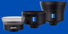 Zeiss muestra 3 lentes para el iPhone #CES2016 http://j.mp/1MXh66r   #Apple, #Applemania, #ExoLens, #IPhone, #Noticias, #Tecnología, #Zeiss