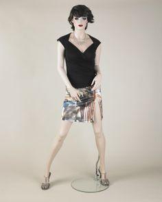 Skirt, Moschino, 1998