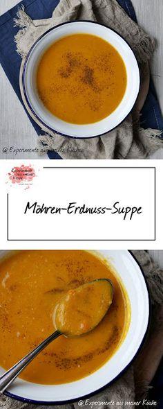 Möhren-Erdnuss-Suppe | Essen | Kochen | Rezept | Weight Watchers