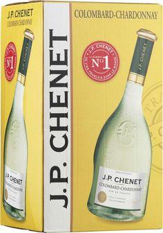J. P. Chenet Colombard-Chardonnay hanapakkaus - Tuotteet - Alko France, Drinks, Bottle, Wine, Drinking, Beverages, Flask, Drink, Jars