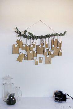Calendario de adviento: un mes de ilusión. Lo más importante es lo que hay dentro. Los planes y momentos para compartir y hacer más especial la espera hasta Navidad.