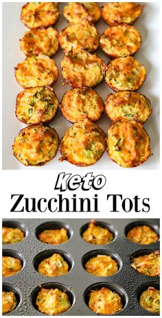 keto Zucchini Tots make a great low-carb snack or side dish. They a These simple keto Zucchini Tots make a great low-carb snack or side dish. -These simple keto Zucchini Tots make a great low-carb snack or side dish. Ketogenic Cookbook, Ketogenic Recipes, Low Carb Recipes, Vegan Recipes, Cooking Recipes, Salad Recipes, Low Carb Vegetarian Recipes, Easy Recipes, Cooking Time
