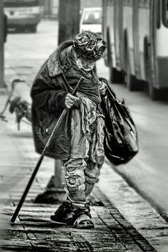 Homeless by MURAT FINDIK, via 500px