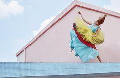 Daiane Conterato by Fabio Bartelt for Elle Brazil December 2015
