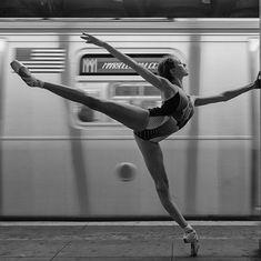 The Bailarina Project - Dane Shitagi