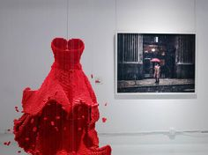 LEGO-luscious Hyper-Realistic Art Exhibition In Pieces by Nathan Sawaya And Dean West   Yatzer