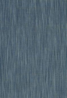 Fabric | Churchill in Indigo | Schumacher living room