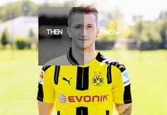 Marco Reus: Then and Now