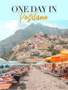 One day in Positano: the best things to do in Positano when you only have a day trip. Day trip ideas in Positano like Marina Grande, Franco's Bar, Le Sirenuse, Fornillo, and more.