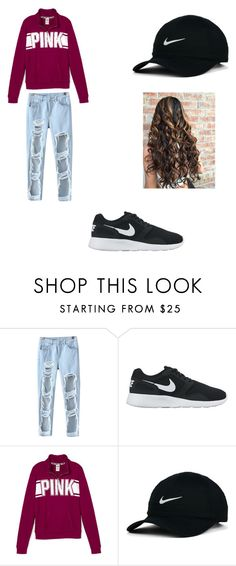 """""""Untitled #88"""" by alicia-goodin on Polyvore featuring Chicnova Fashion and NIKE"""