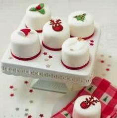 Adorable Christmassy food