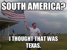 wait for america to be up, for a post? america is gonna be ready ...