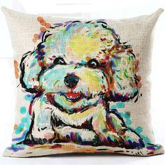 Art Scripture Decorative Throw Pillow