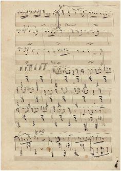 Sheet Music #2 Fairy Music, Graphics Fairy, Sheet Music