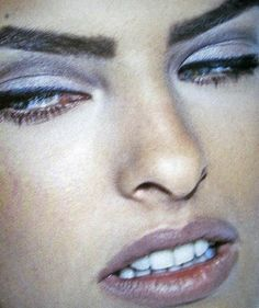 """ ""Sexy e Sensuale"": Linda Evangelista by Peter Lindbergh for Vogue Italia April 1990 "" Linda Evangelista, Peter Lindbergh, Makeup Inspo, Makeup Inspiration, Hipster Quote, Car Tattoos, 90s Makeup, Model One, 90s Models"