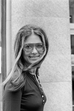 Gloria Steinem, 1972