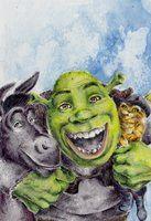 Shrek by specialneeds0468