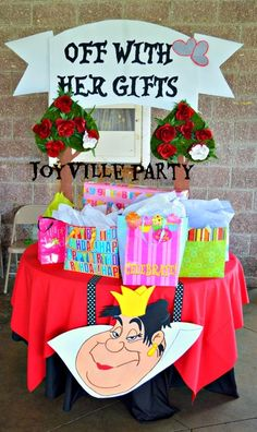 Trendy Baby Girl Birthday Party Ideas Decoration Alice In Wonderland First Birthday Parties, Birthday Party Themes, Girl Birthday, First Birthdays, Birthday Table, Birthday Ideas, Alice Tea Party, Mad Tea Parties, Alice In Wonderland Birthday