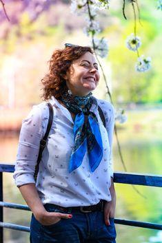 Spring and smiles – Alex Gurau Photo Art Studies, Female Portrait, Art School, Ruffle Blouse, Portraits, Smile, Spring, Photography, Women