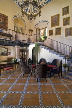 Spanish Style Homes Decor Ideas Spanish Style Homes Decor Ideas. When you want to decorate your home in a Spanish style, you will have a lot of fun. The Spanish style is very interesting with vibra… Mexican Style Homes, Spanish Style Homes, Spanish House, Spanish Colonial, Spanish Style Interiors, Mexican Style Decor, Spanish Style Decor, Spanish Revival Home, Style At Home