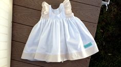 A personal favorite from my Etsy shop https://www.etsy.com/listing/255906304/ivory-flower-girl-dress-ivory-flutter