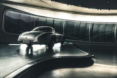 "Mercedes-Benz ""Night at the Museum"" on Behance"