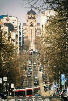 Crkva Sv. Marka-Beograd