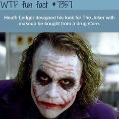 Heath Ledger - WTF fun facts