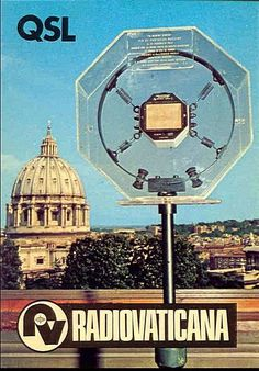 Shortwave and other DX VATICAN