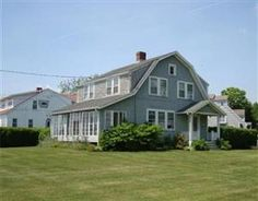 Beautiful water views from this 4 bedroom Dutch colonial on pretty oversized corner lot. Stroll to the Harbor or Scituate Light. Charming living room with fireplace. Three season porch to enjoy coffee and take in the ocean air. Some updates needed but what a location! All offers considered.