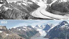 Crónicas de un Mundo en Conflicto - La vulnerabilidad de los glaciares argentinos pone en peligro el medio ambiente.