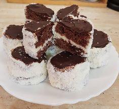 Kozák sapka – Krémes, csokis, kókuszos finomság, nálunk nagy kedvenc! - Ez Szuper