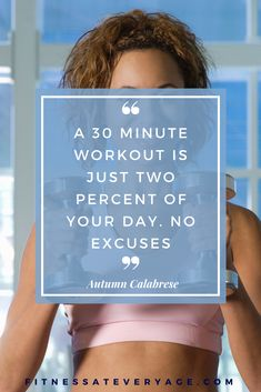A 30-minute workout is just two percent of your day. No excuses #fitness #fitnessmotivation #motivationalquotes #inspirationalworkoutquotes #fitspiration #motivationalfitnessquotes #fitnessquoteswomen #motivationtoworkout #motivationtoworkoutquotes Fitness Quotes Women, Fitness Motivation Quotes, Health Motivation, Healthy Mind, Healthy Hair, Fitness Inspiration Quotes, 30 Minute Workout, Fitspiration, Motivationalquotes