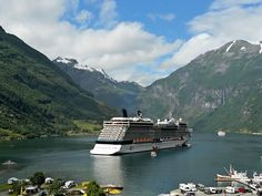 Celebrity Eclipse in Norway
