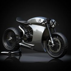 Silver over black. :) #panigale #1199 #1299 #ducati #caferacer #caferacers #caferacerporn #caferacerculture #caferacerofinstagram #dropmoto #returnofthecaferacers #ziggymoto #caferacerculture #caferacerporn #builtnotbought #c4d #digitalart #cgi #design #inspiration #concept #motorcycle