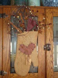 Primitive Crafts | Primitive Crafts / .Country kitchen prim.