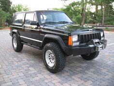Jeep Cherokee Sport Like My First Suv Jeep Xj Jeep Cherokee Xj Jeep Cherokee Sport