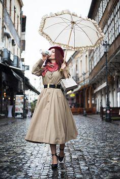How to always look good – Andreea Balaban