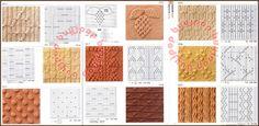 Japanese Knitting Patterns in English | ... Chinese Japanese Knit Craft Pattern Book 300 Knitting Stitch Style