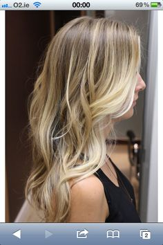 if i had blonde hair id so do this!
