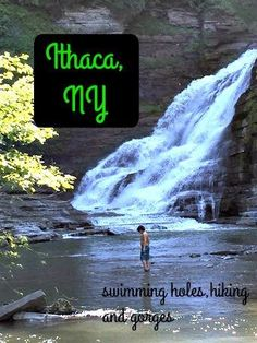 Ithaca, New York is a quaint college town surrounded by great hiking and swimming holes. We visited it on a drive to Niagra Falls. (scheduled via http://www.tailwindapp.com?utm_source=pinterest&utm_medium=twpin&utm_content=post28295396&utm_campaign=scheduler_attribution)