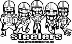Color me.STEELERS